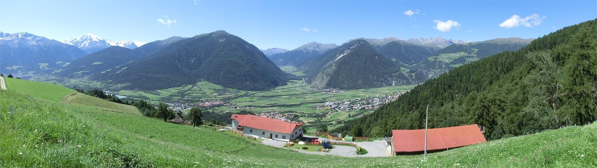 Lechtlhof mit seinem Panorama