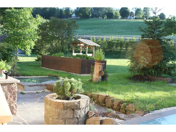 oasis in the garden, Trafunshof- Fié allo Sciliar