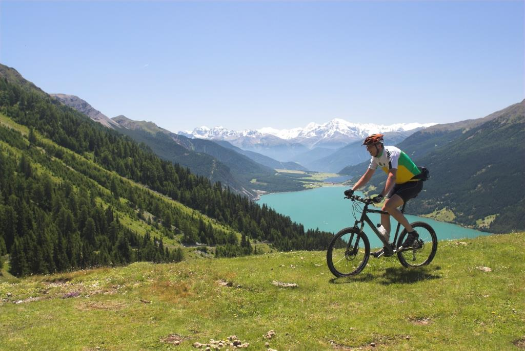 Mountainbiketour Plamortböden