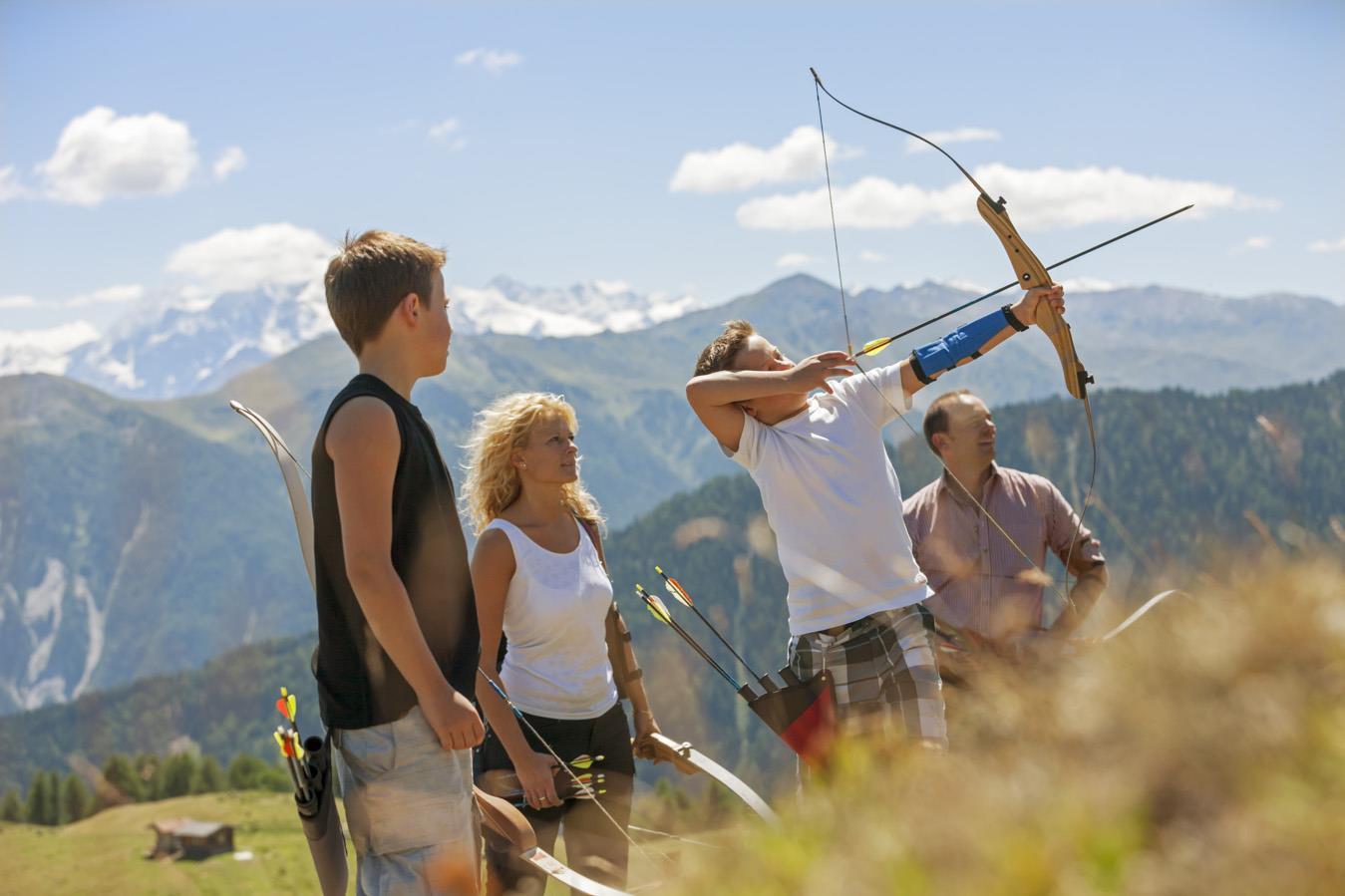 3D Archery Facility