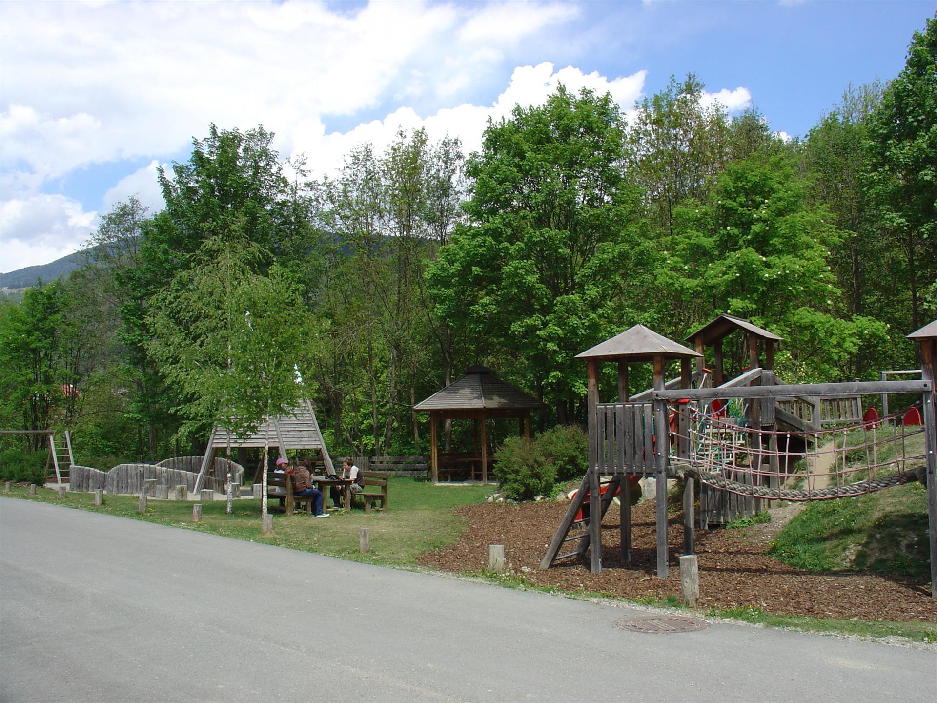 Parco giochi Valdaora di Sotto Aue
