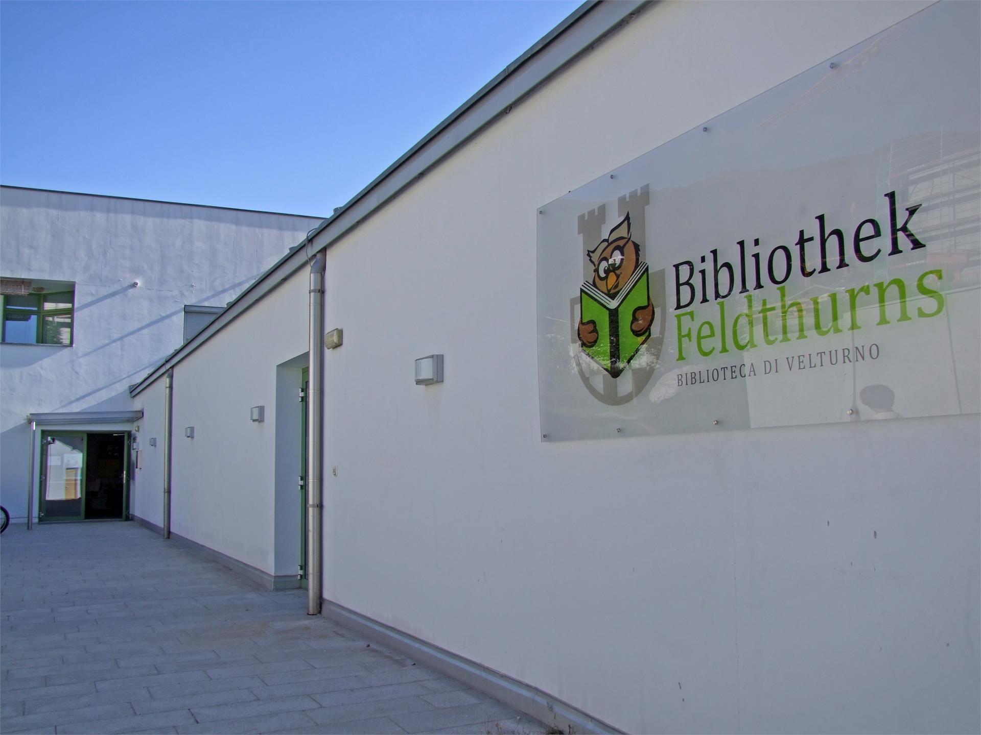 Bibliothek Feldthurns