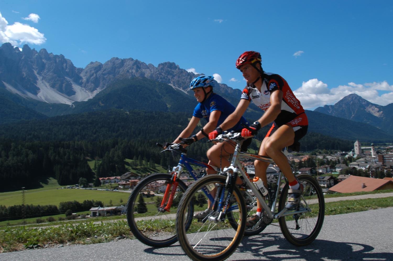 Drava Cycle Path (Drau-Radweg): Innichen/San Candido - Lienz (AUT)