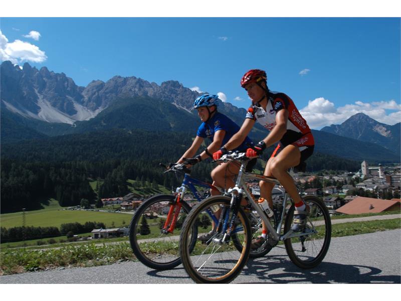 Cycling path Innichen/San Candido - Lienz (A)