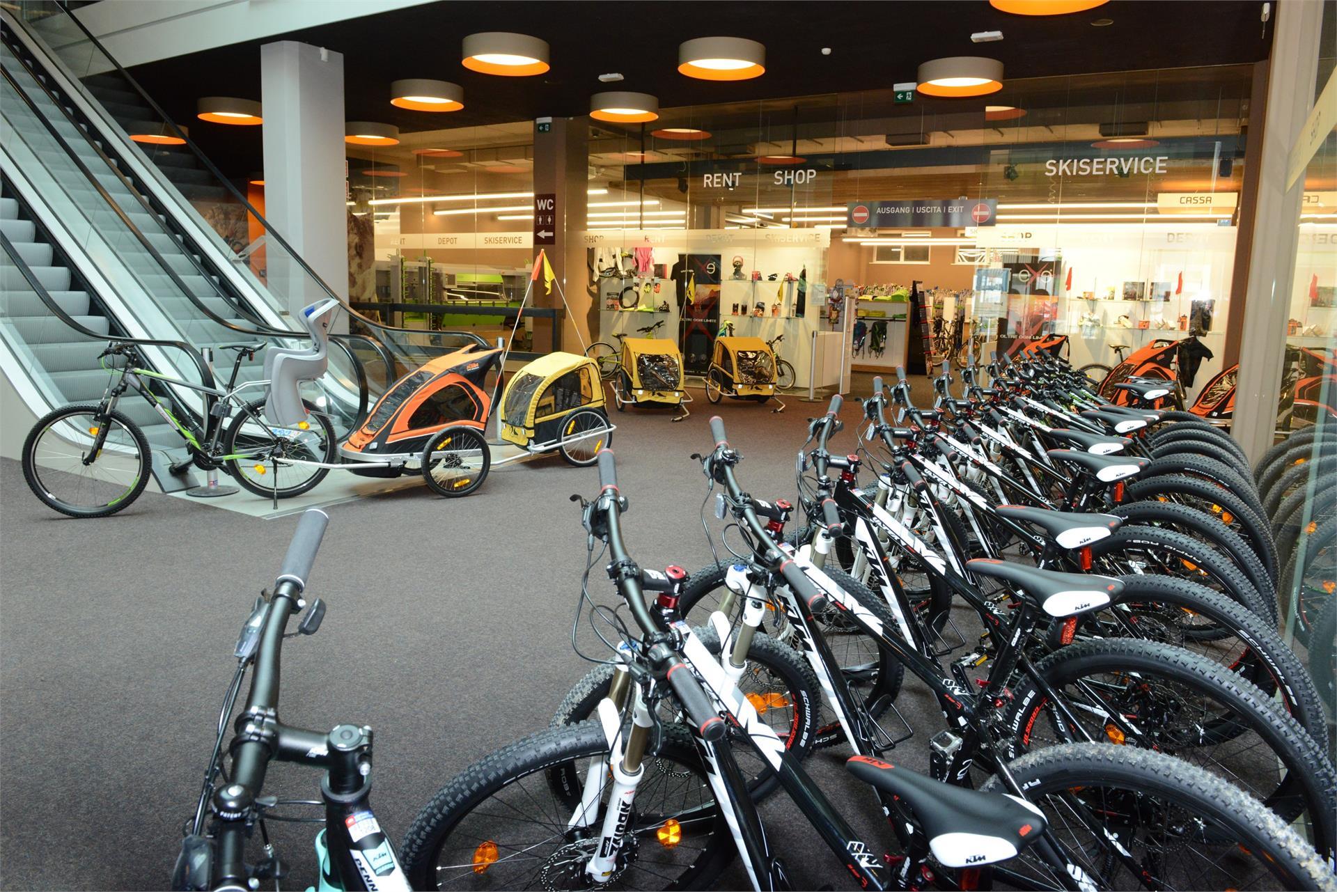 Rent & Go Drei Zinnen Bikecenter Punka