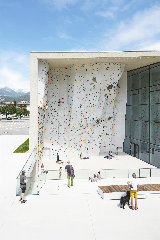 Kletterhalle Bruneck