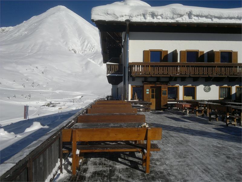 Rifugio Meraner Hütte a Merano 2000