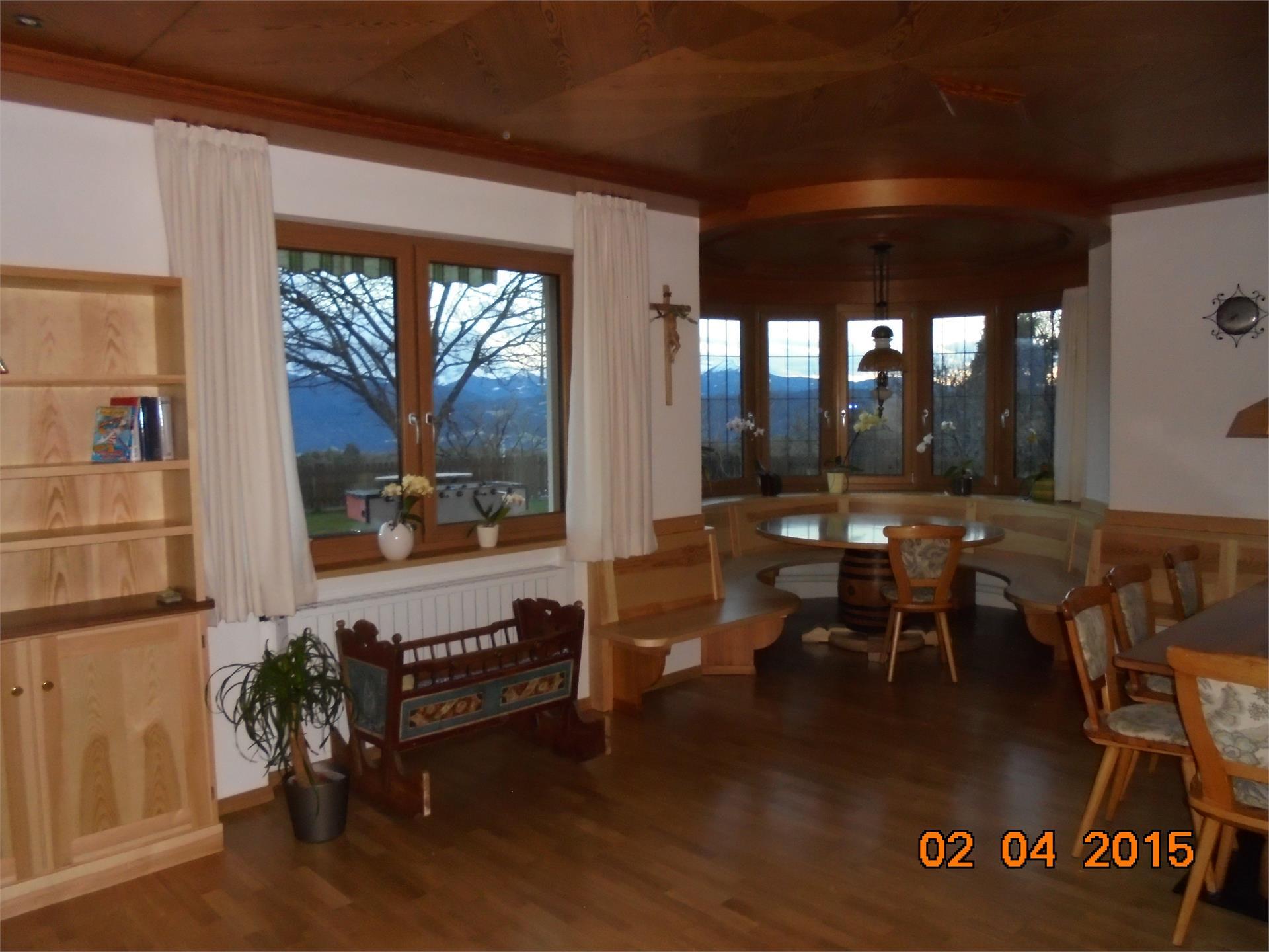 Residence Edelweiss Renon - Stube