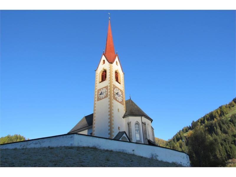 San Nicolò Parish Church Prato alla Drava Winnebach