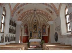 Chiesa di S. Ippolito a Glaiten/Le Coste