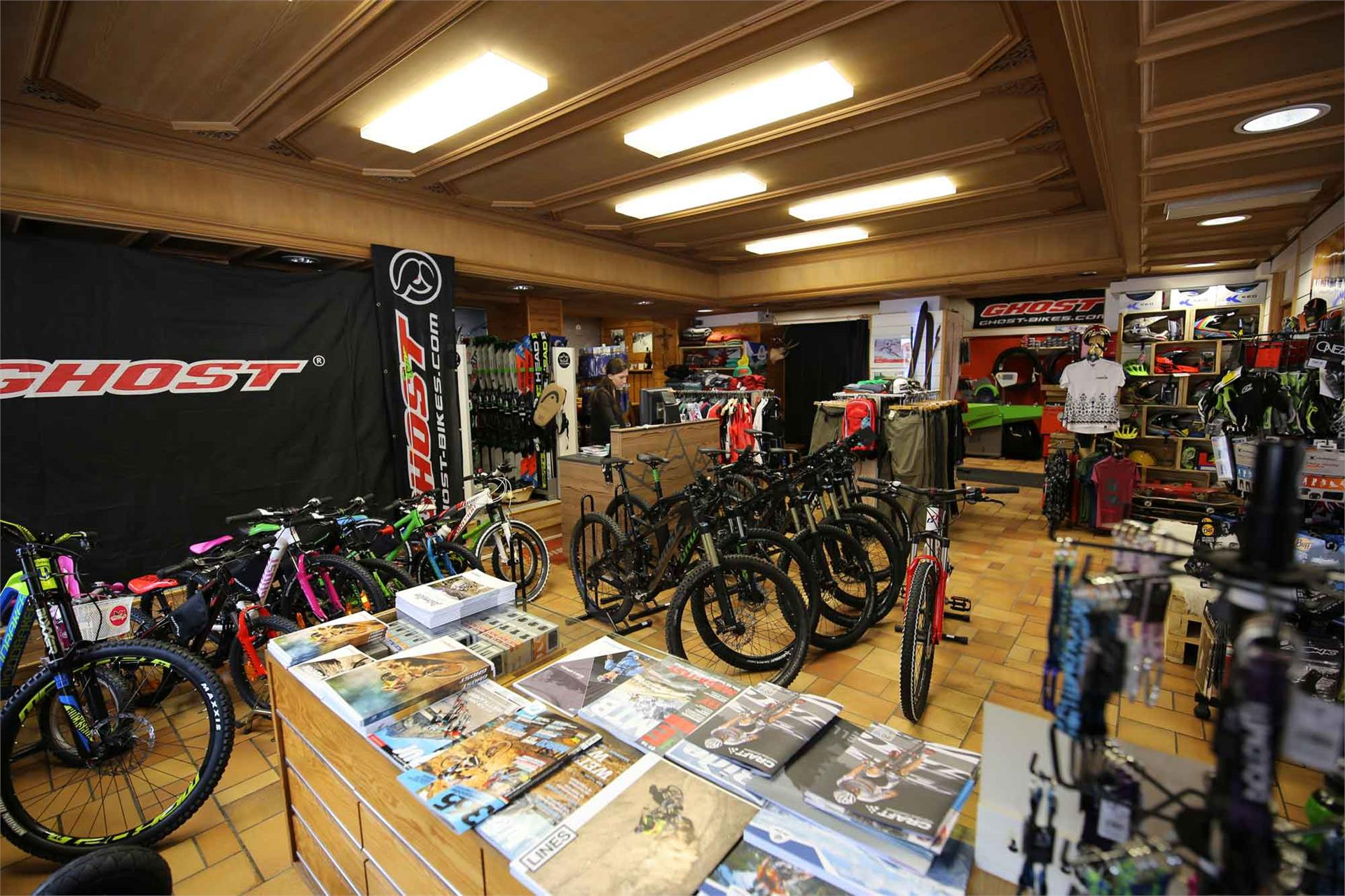 Sport Laurin Ski & Bike Rental