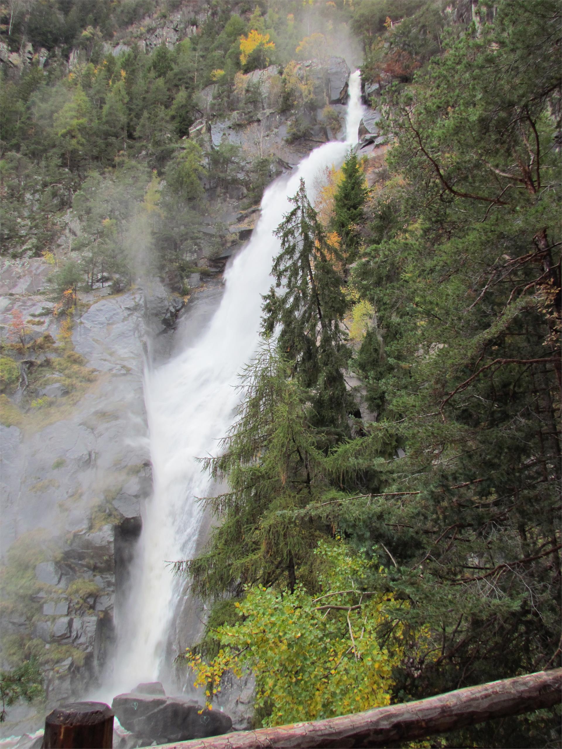 Wasserfall Dreikirchen-Runde 2