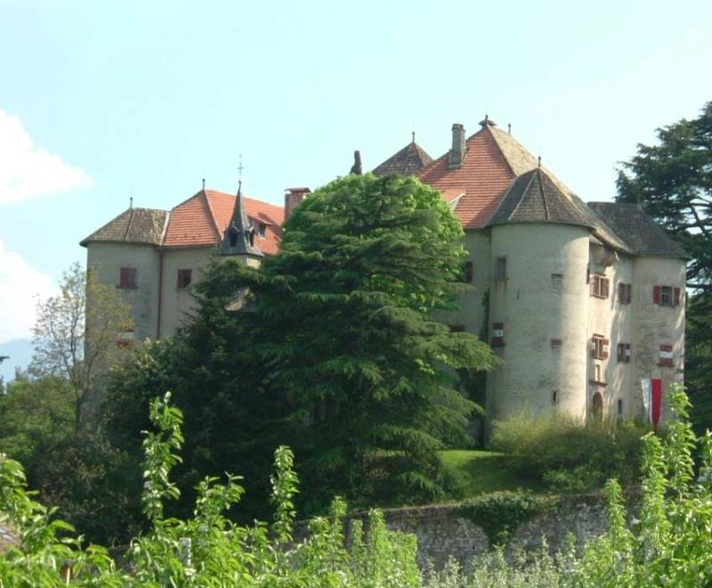Castle Gandegg