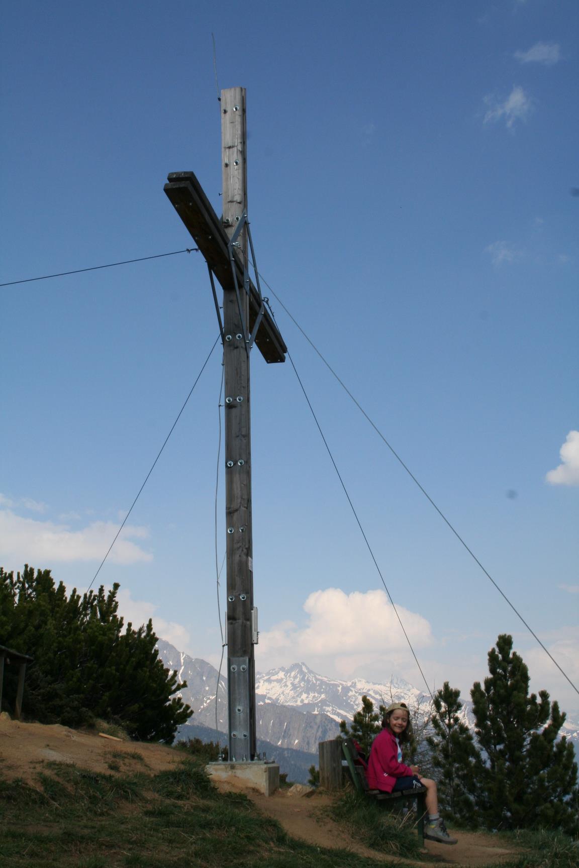 Bergtour zum Wolfskofel