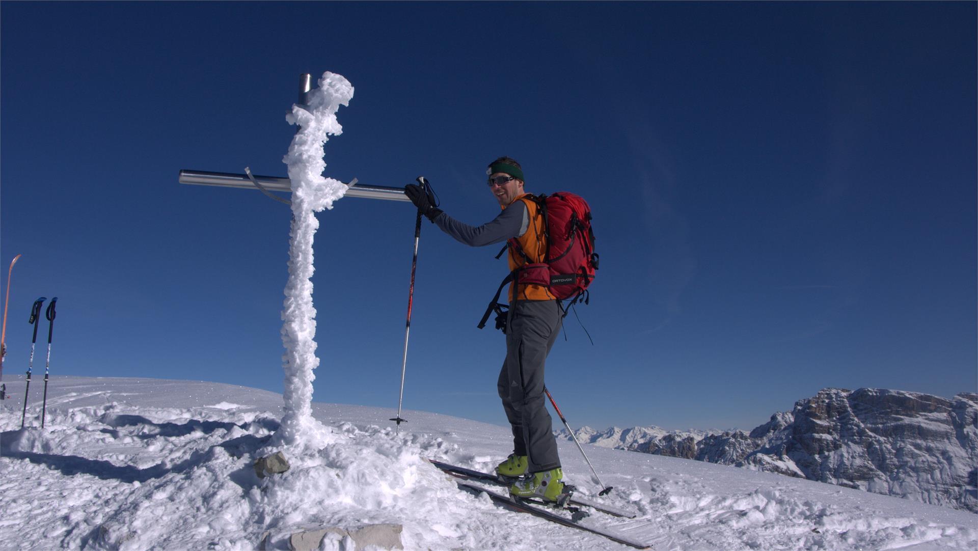 Skitour Dreifingerspitze