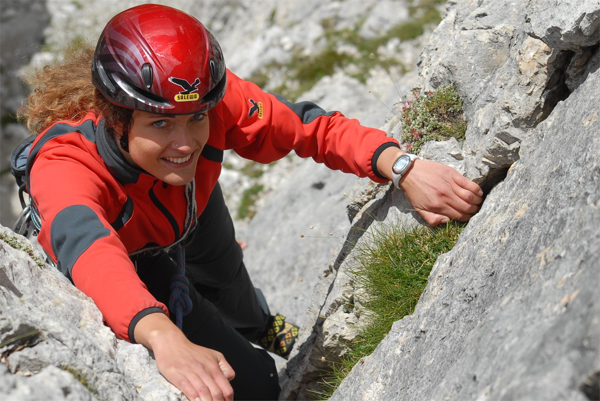 Climbing crag Geierwand