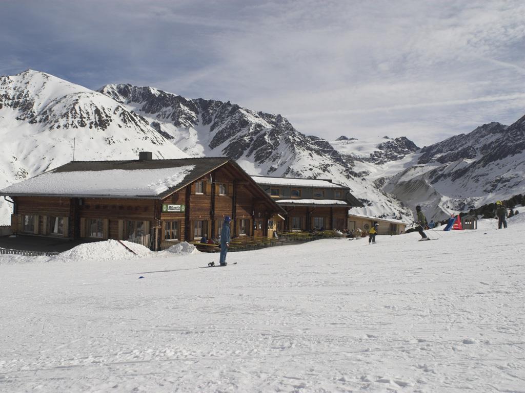 Maseben ski slope Hausberg