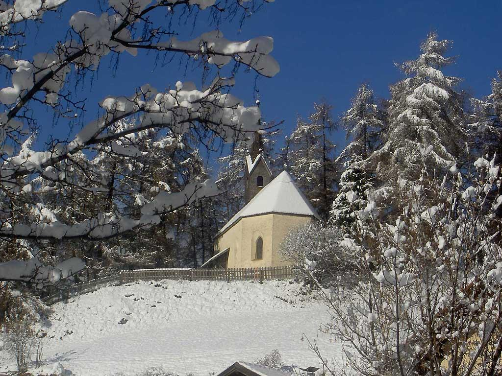 St. Anna Kapelle in Graun