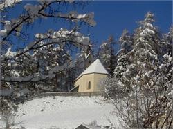 St. Anna Kapelle in Graun