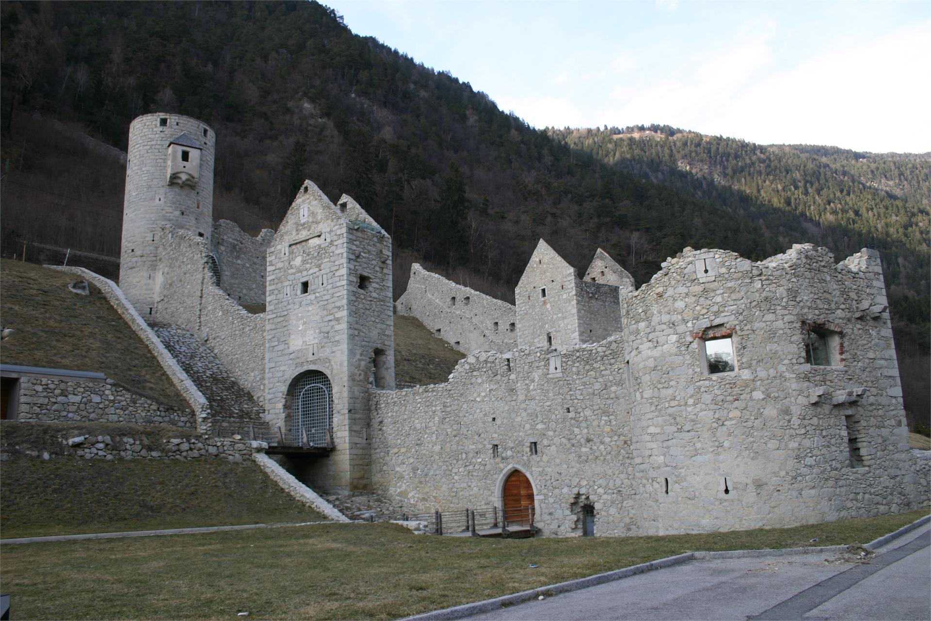 Fort of Rio Pusteria