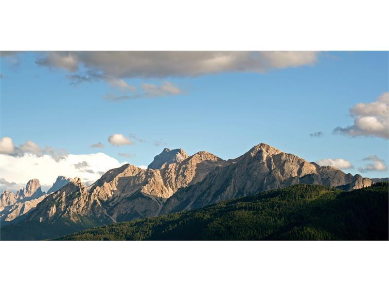 per le Dolomiti