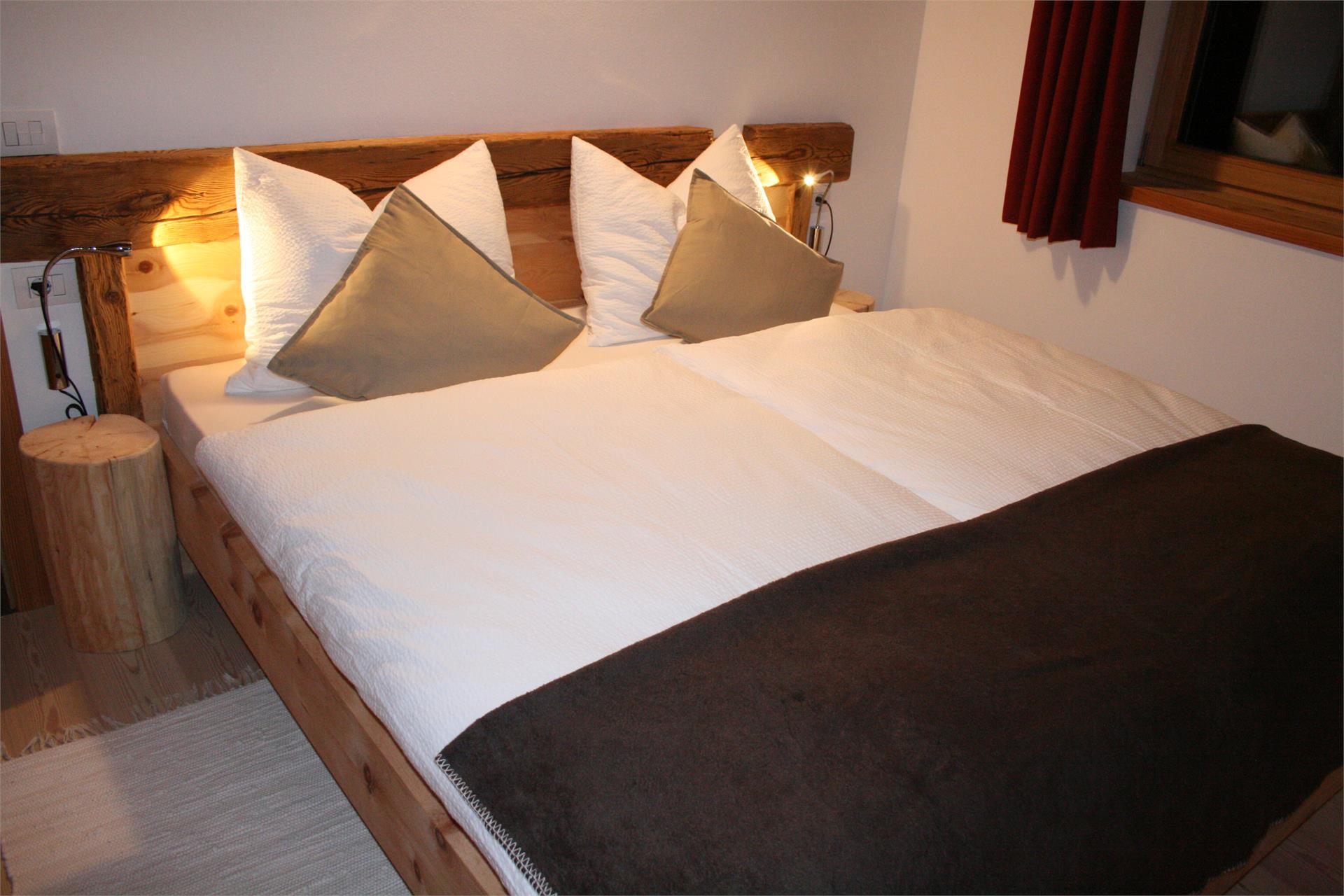appartamento Karin - camera da letto matrimoniale