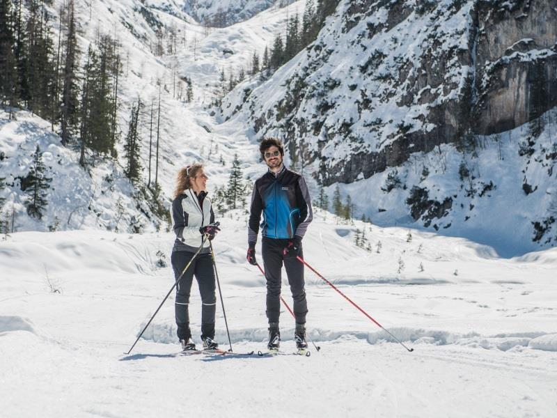 23a SEXTEN - Sentiero sci-escursionistico Passo Monte Croce - Sette Baracche