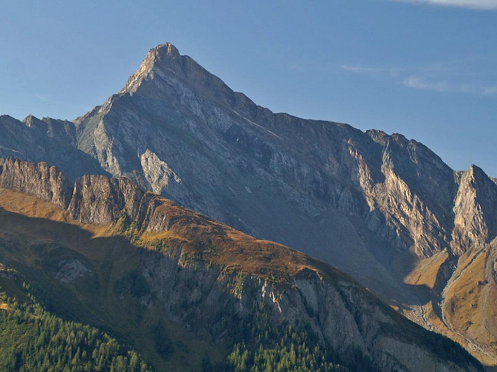 To the Grabspitz summit