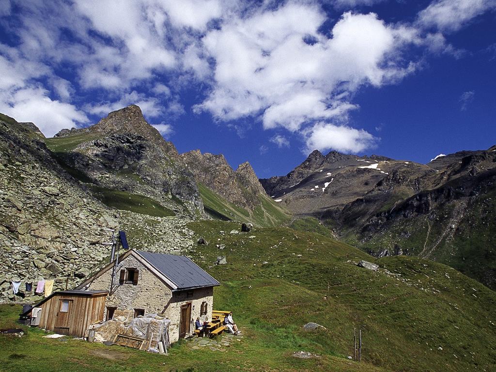 From Pfitsch to the Wilde Kreuzspitze summit