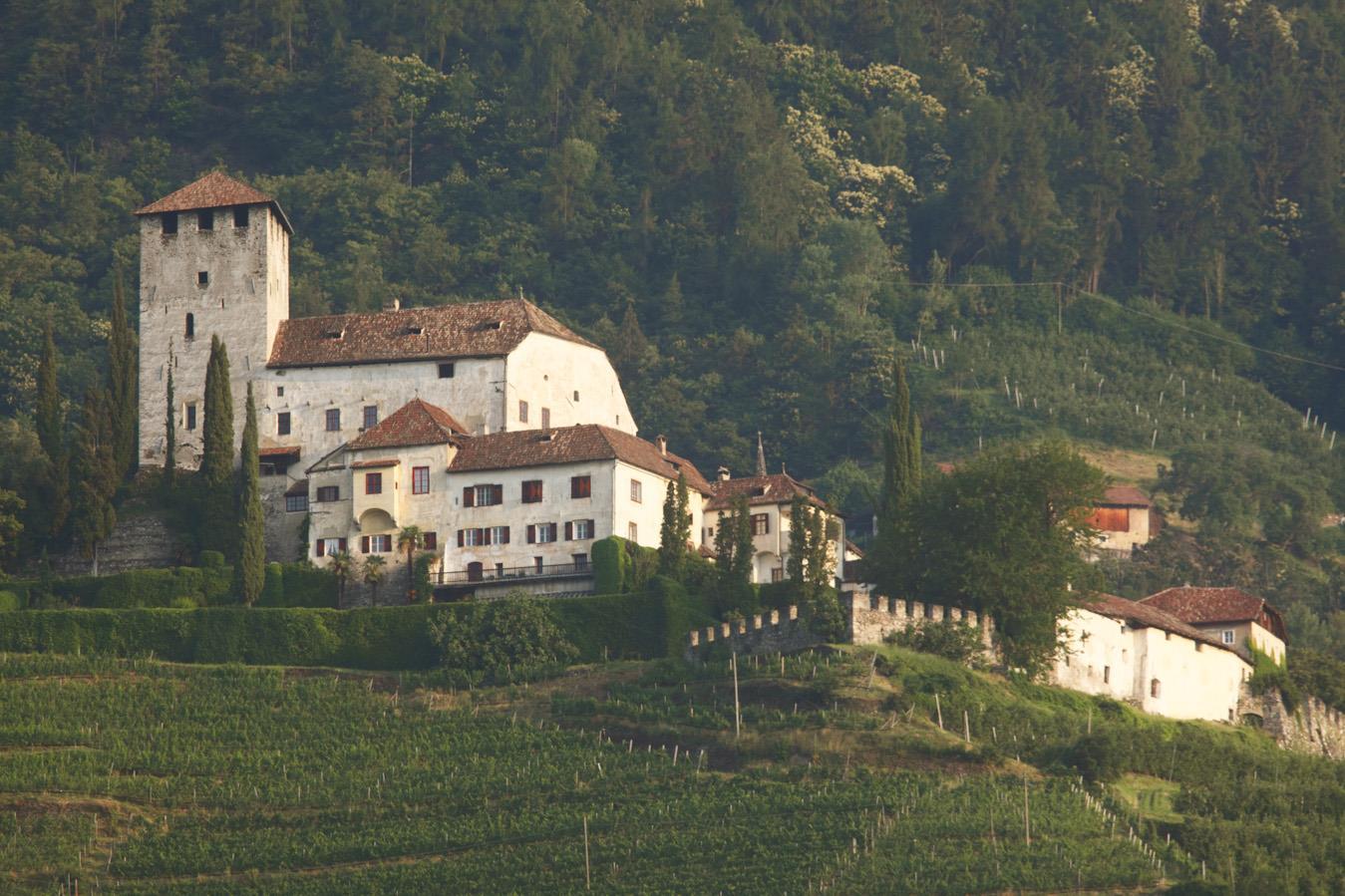 Castel Lebenberg Cermes