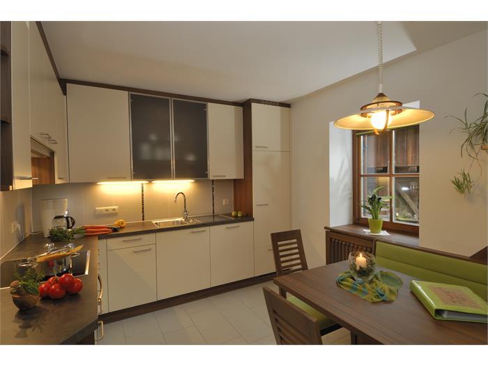 kitchen apartment