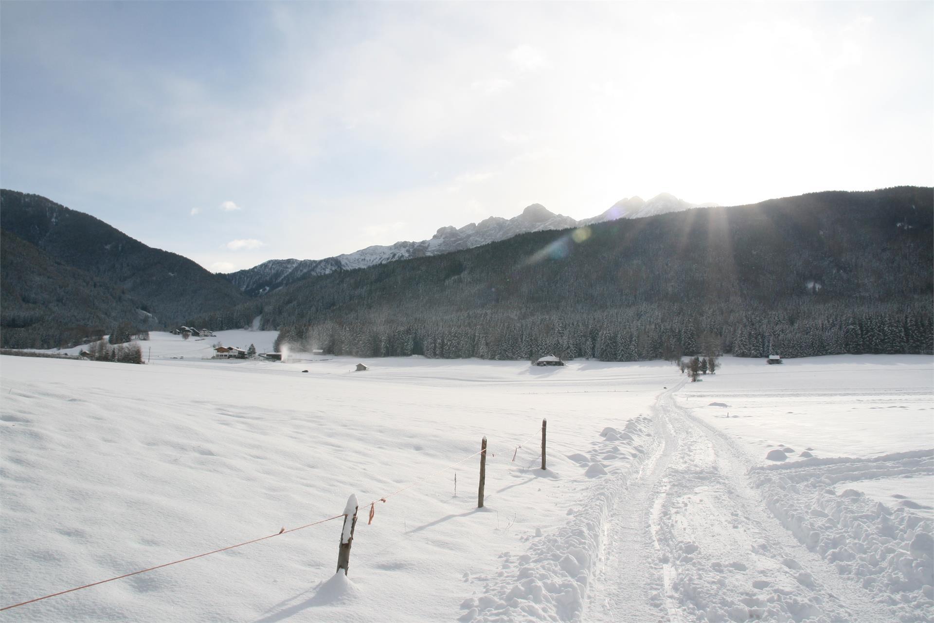 Passeggiata invernale Achmühle