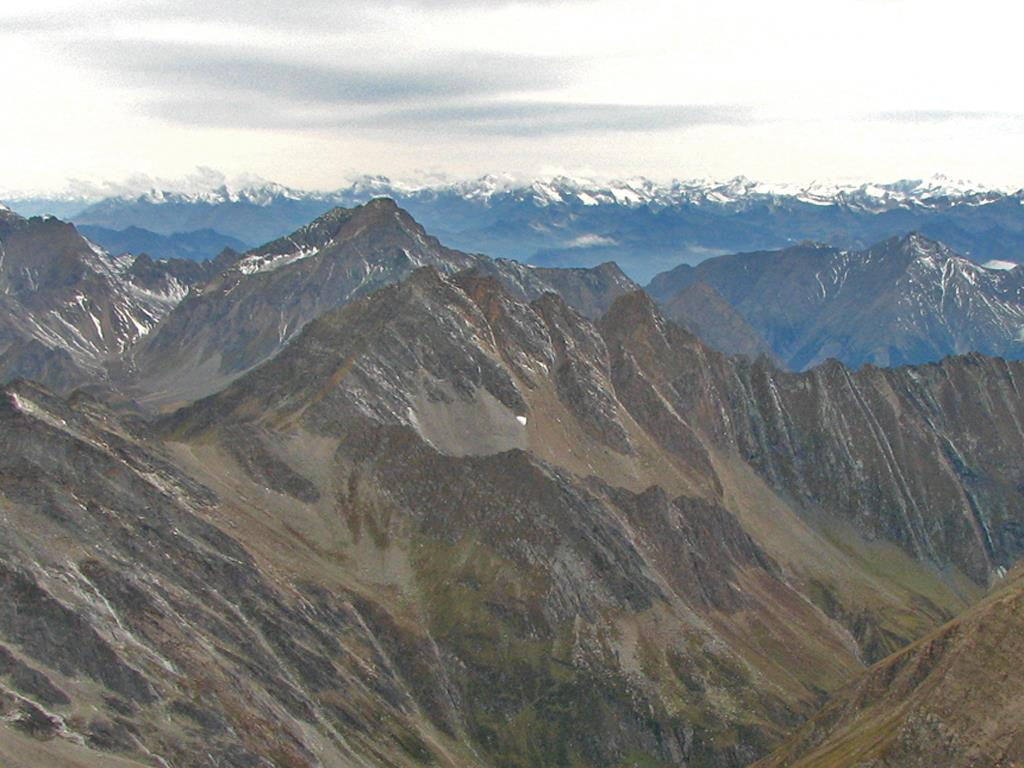 To the Rotes Beil Summit