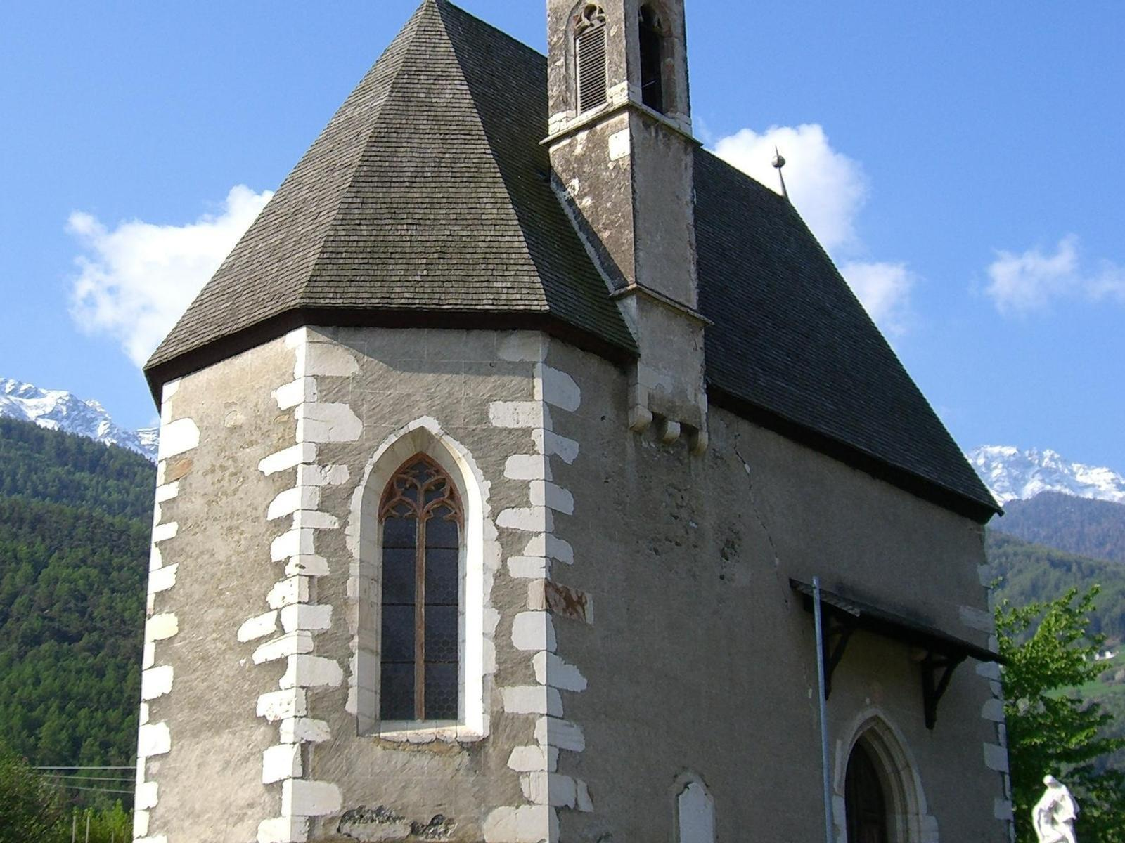 Church of St. Valpurga, Covelano/Göflan