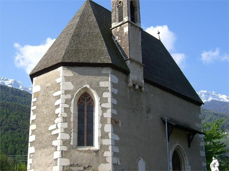 St. Walpurga Kirche Göflan