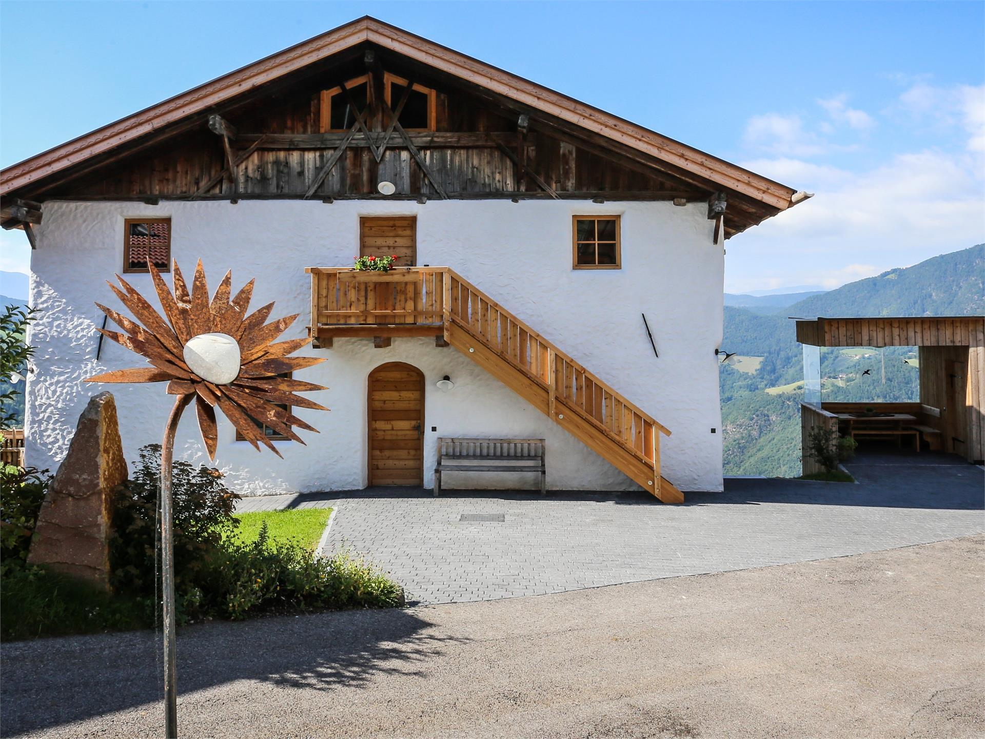 Rackerterhof, Bauernhaus am Ritten
