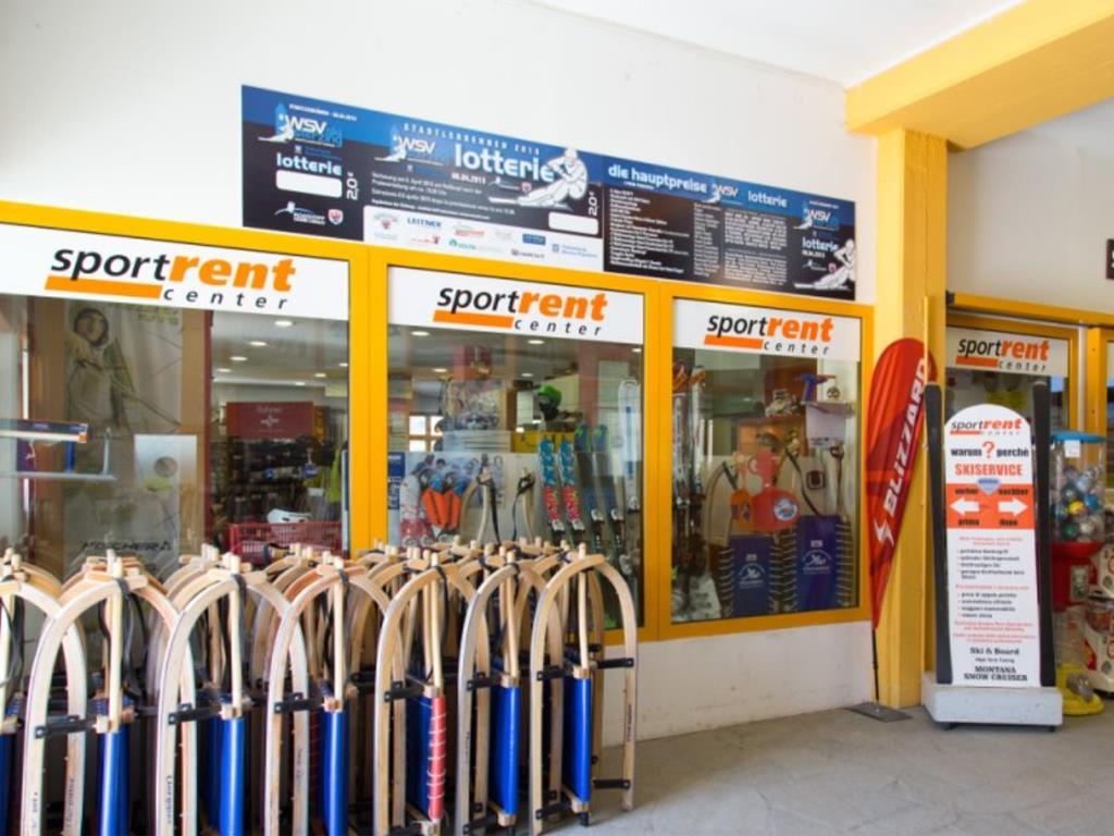 sport rent center