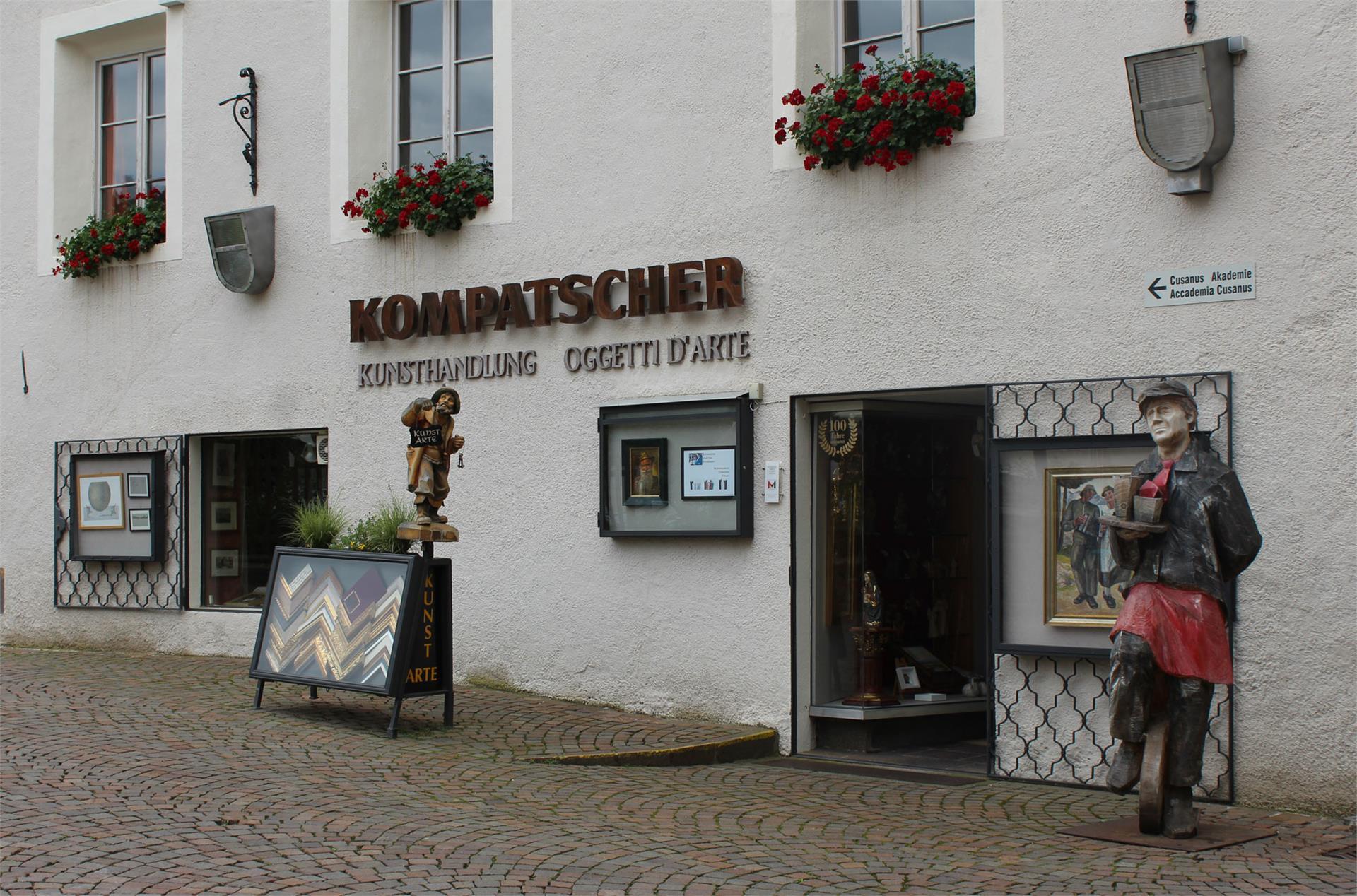 Galeria artigianale Kompatscher