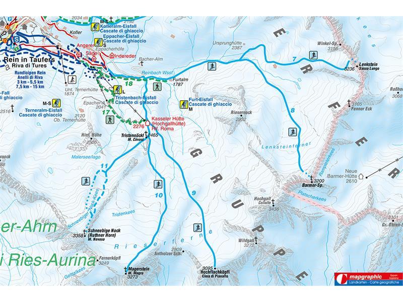 Magerstein / Monte Magro (3273 m)