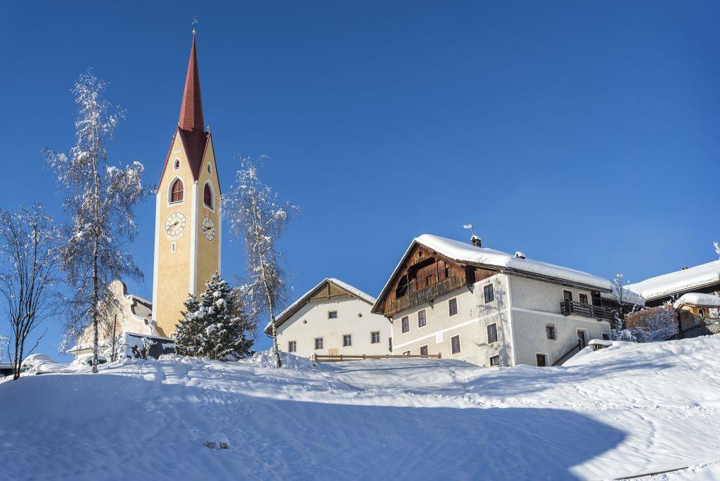 Winterwanderung in Taisten