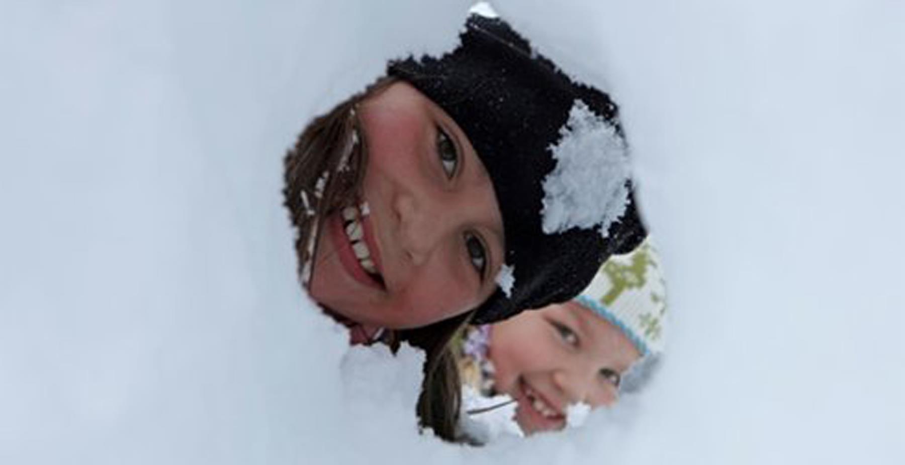 "Asilo sullo neve ""Bärenhöhle"""