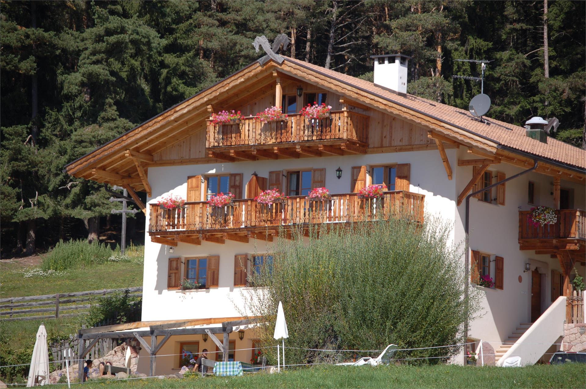 Kaserhof in Oberbozen am Ritten
