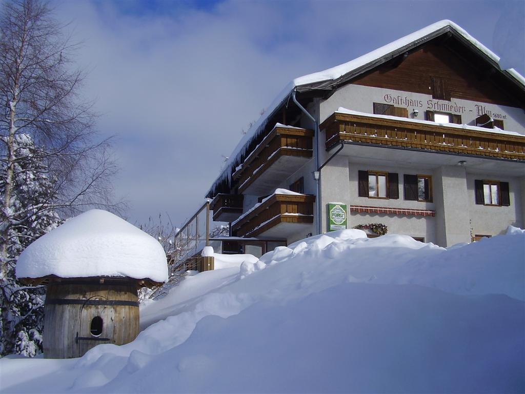 To the huts Schönrast - Schmieder - Laner