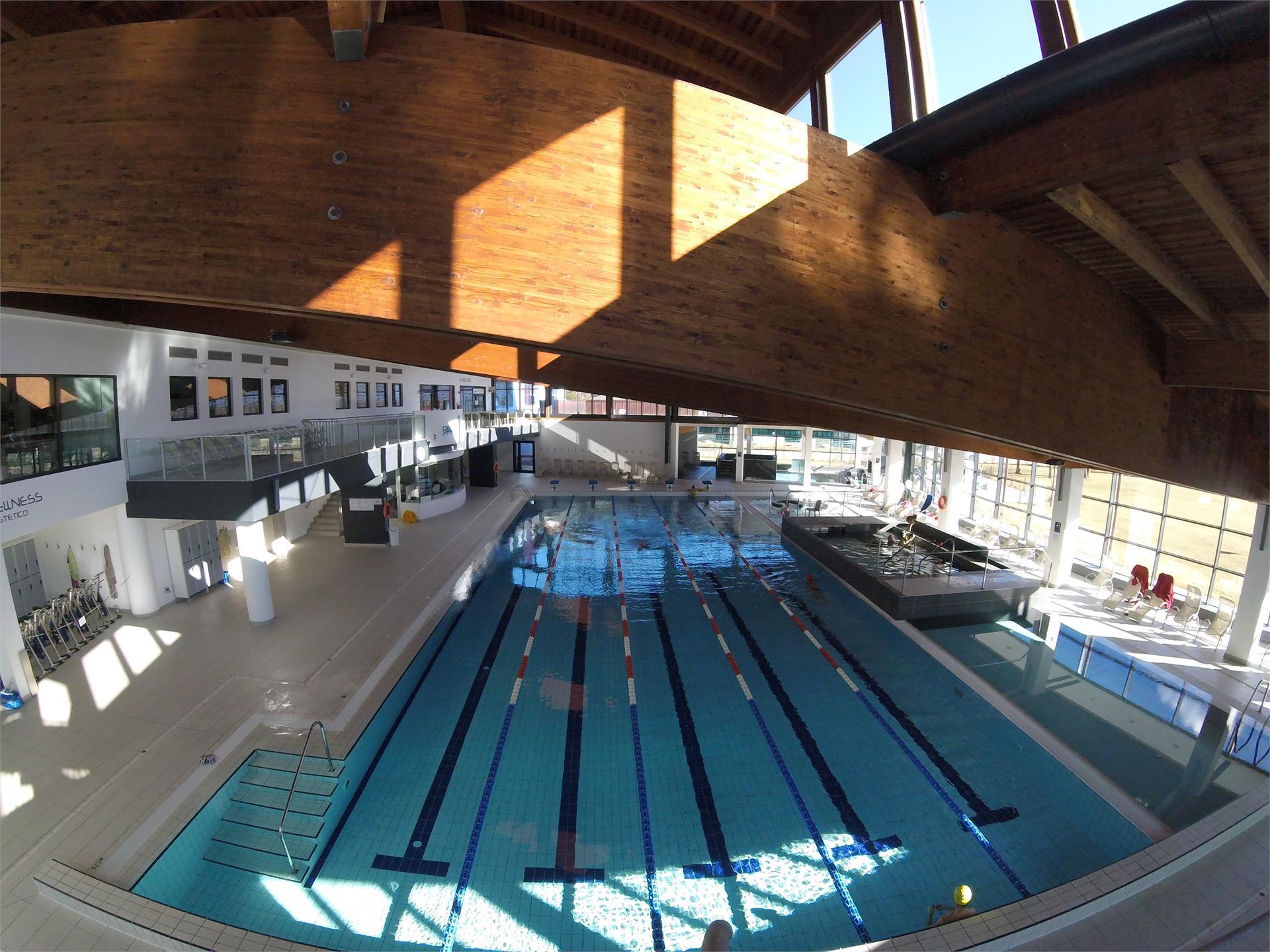 Hallenschwimmbad Cavalese