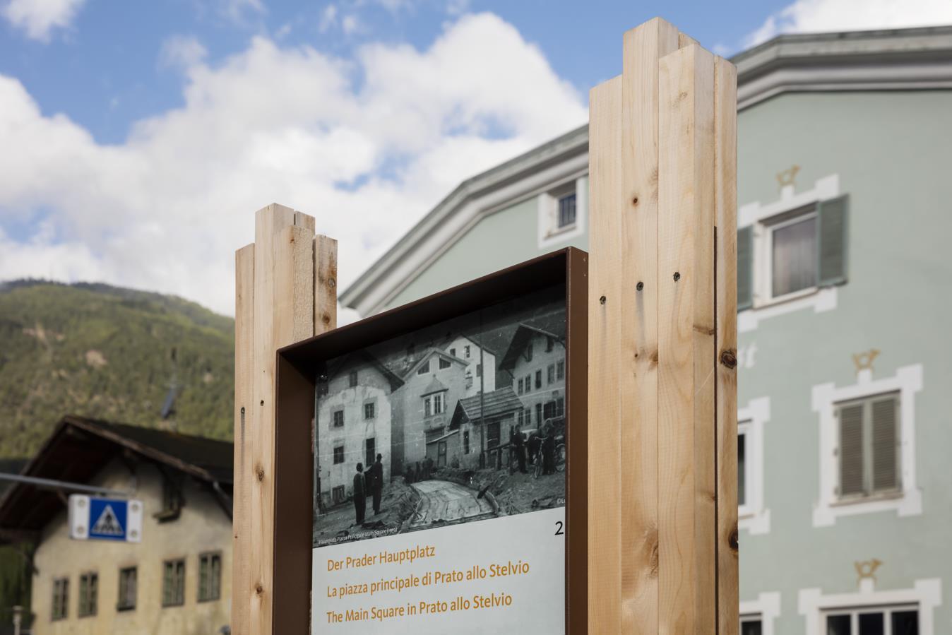 Historische Dorfpunkte Prad