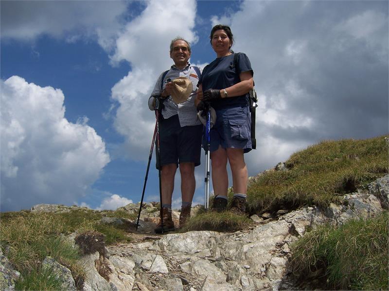 Hochkreuzspitze, 2739 m