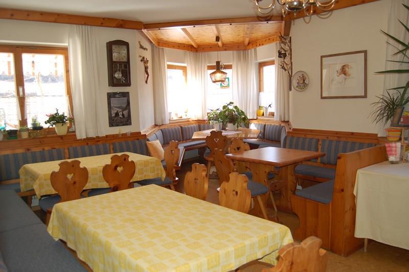 sala per la prima colazione e salotto