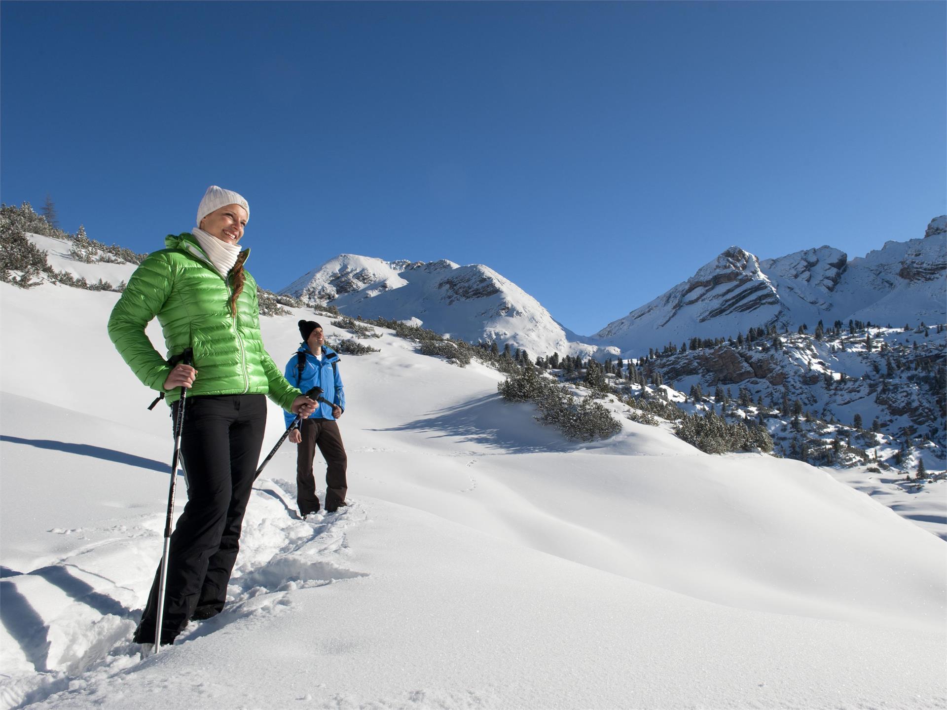 Ciaspolata Bagni di Pervalle - Albergo Alpino Trattes