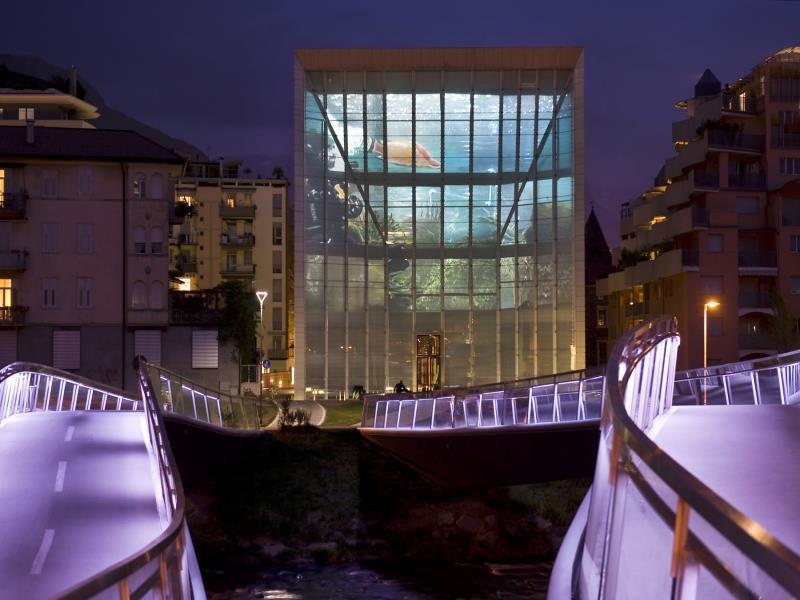 Museion - Museo d'arte moderna e contemporanea