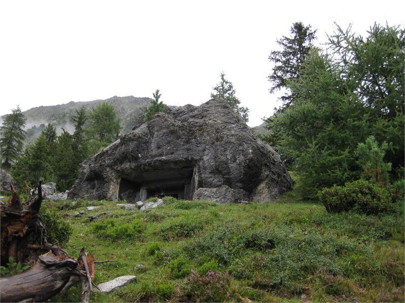 Bunker in Plamort